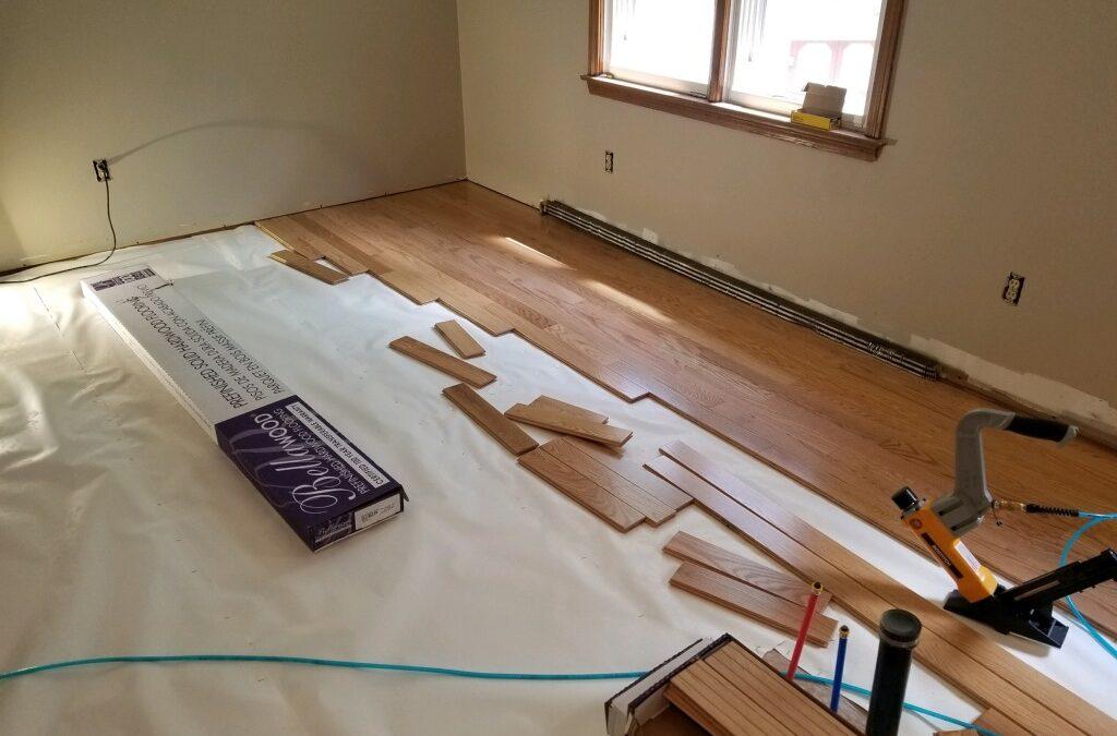 Stafford, CT | Hardwood Flooring Installation | Hardwood Flooring Contractor Near Me