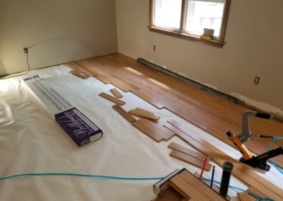 Hardwood Flooring Installation in Stafford, CT