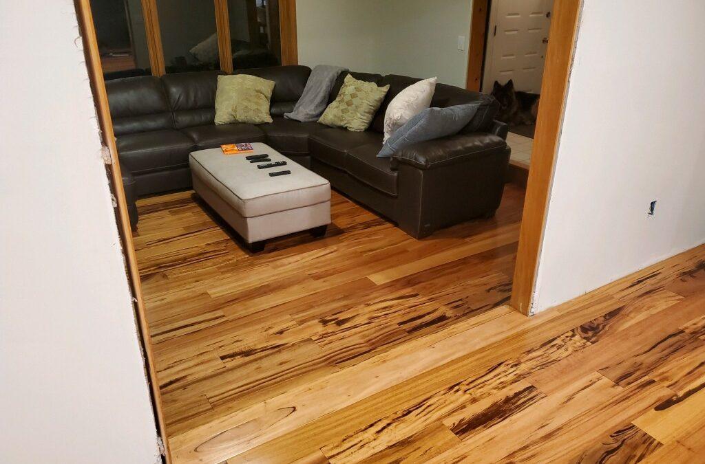 Hardwood Floor Installation Services in Tolland, CT