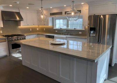 Caron Building & Remodeling - Kitchen Remodel Projects