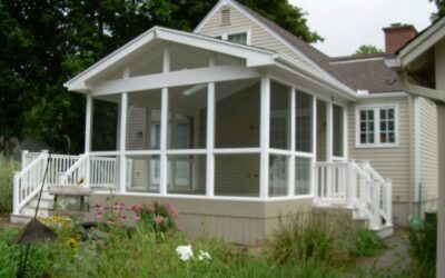 Custom Deck Builders Near Me | Porch Contractor | Home Additions in Manchester