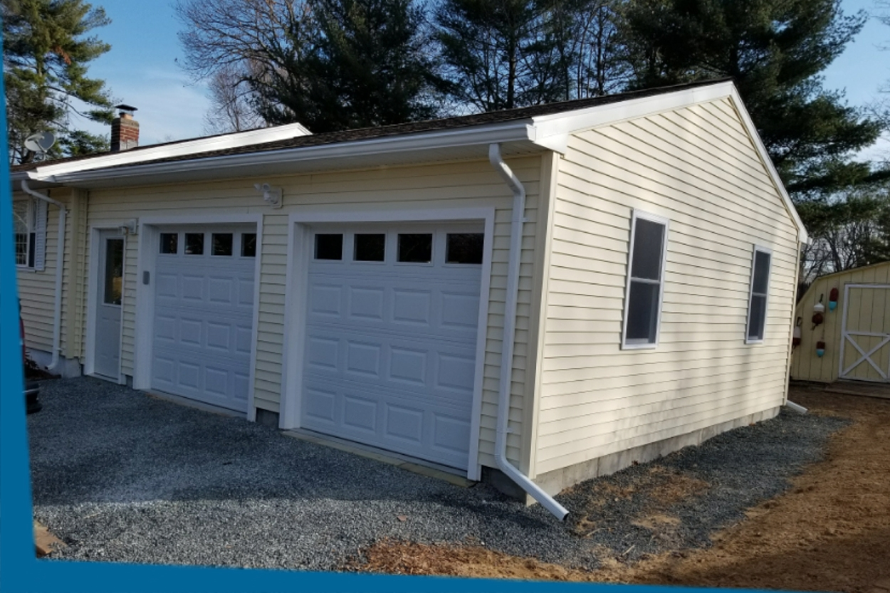 Home Additions & Garages | Tolland County, CT
