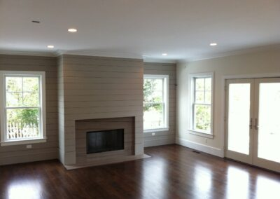 Interior Remodeling Project in Tolland, CT